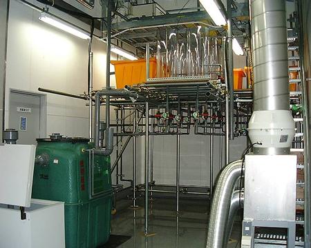 ディスポーザ恒温試験室