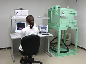 ゲルマニウム半導体スペクトロメータ法