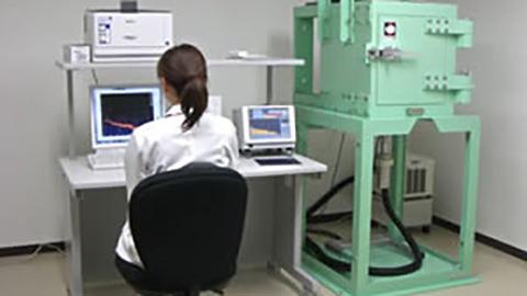 放射能検査